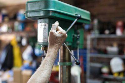CNC precision machining facility and equipment